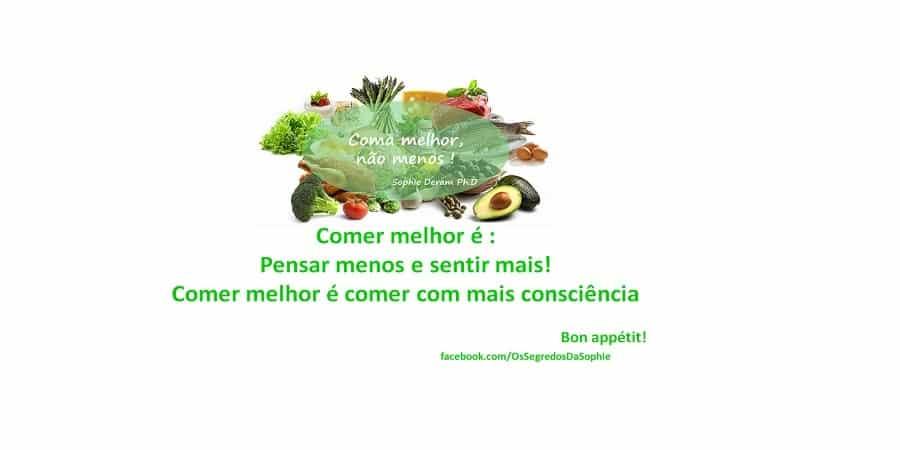 comer com consciencia