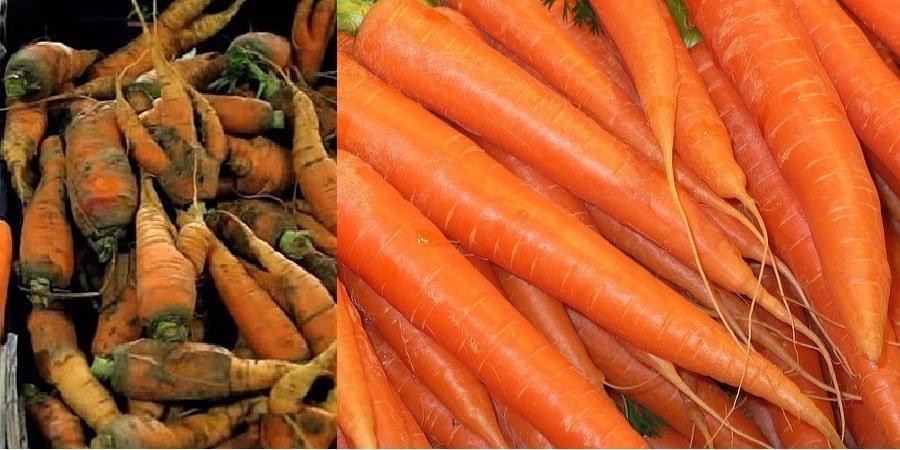 """Frutas e Legumes """"feios"""" viram estrelas nas vendas de supermercados"""
