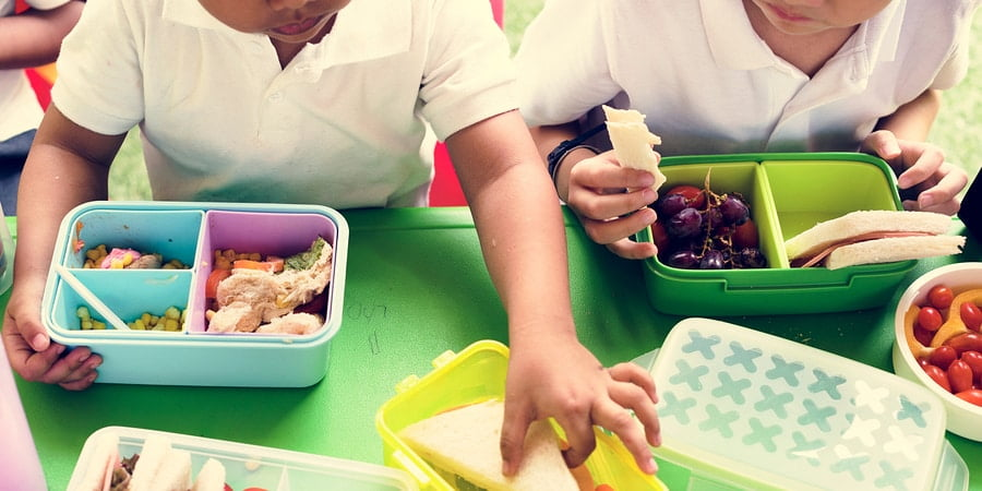 cardápio de lanches saudáveis para escola