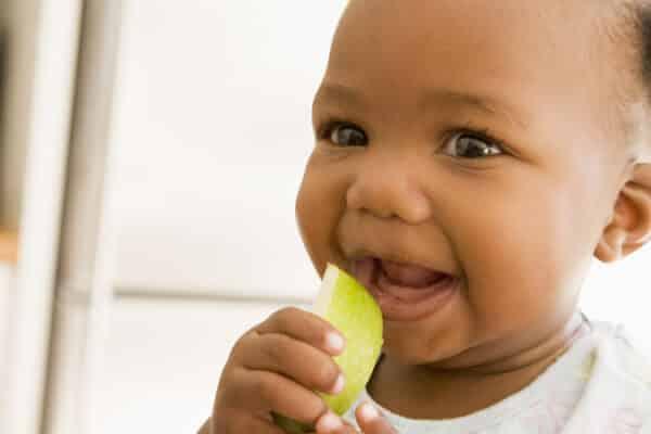 alimentação BLW para bebê o que é