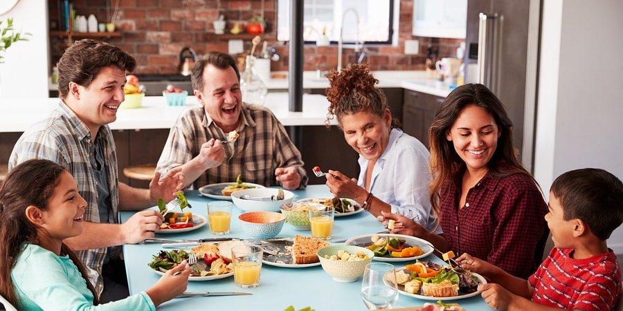 Almoço do dia das Mães: uma linda forma de homenagear a mamãe