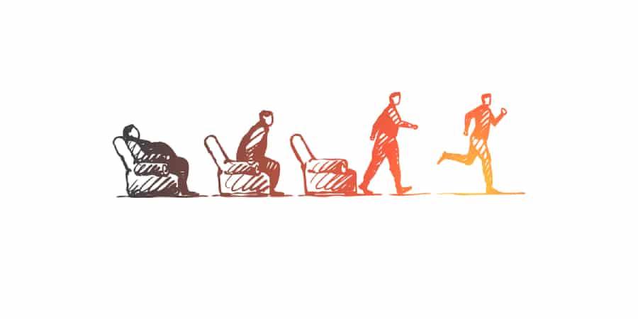 Sem motivação para emagrecer? 5 dicas simples [que funcionam]