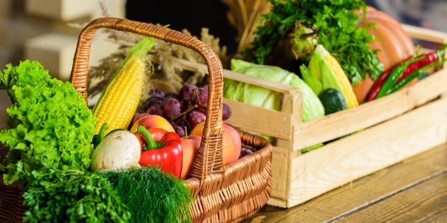 100% de vantagens dos alimentos orgânicos? [Vamos ver…] ?