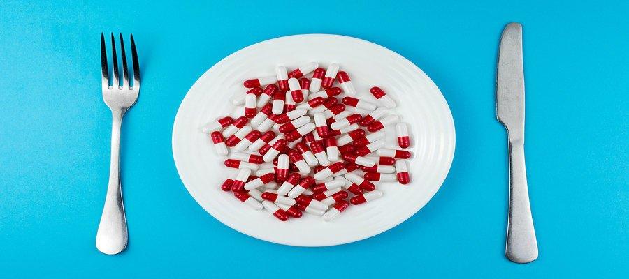 Tratamento medicamentoso para obesidade